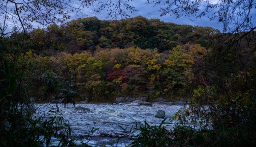 紅葉の長瀞を散策。長瀞観光に行くなら宝登山もオススメしたい。