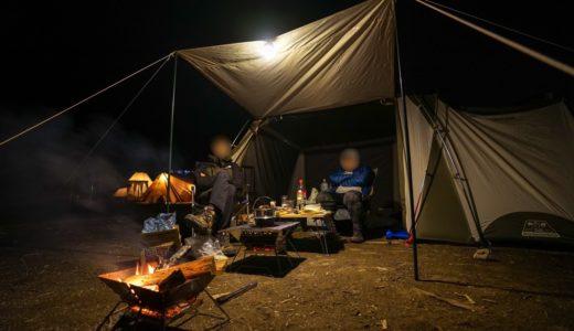 予約不要のキャンプ場!山梨県の精進湖自由キャンプ場に行ってきた感想
