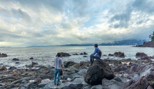 真鶴半島で釣りとカメラを楽しんできた