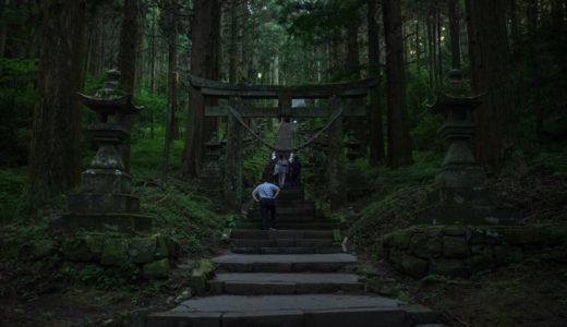 高千穂神社→高千穂峡→上色見熊野座神社、3つの写真スポットを観光